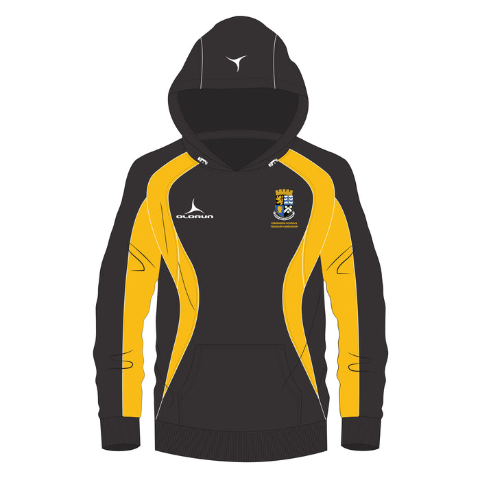 Ceredigion Schools Adult's Iconic Hoodie