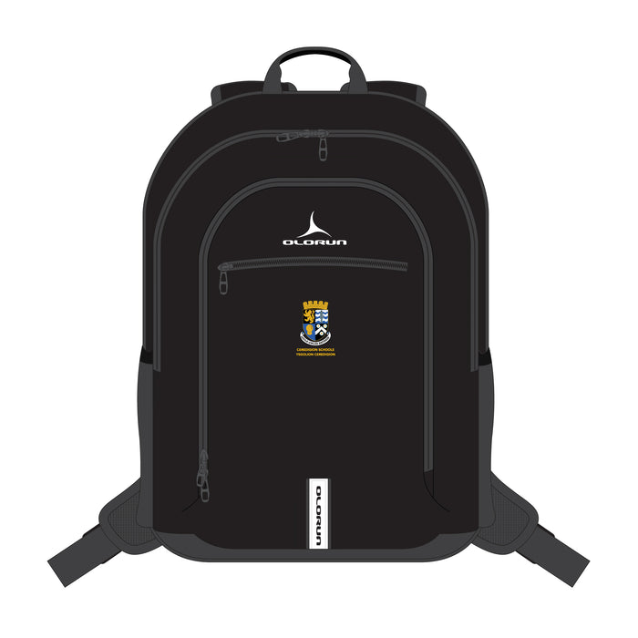 Ceredigion Schools Backpack