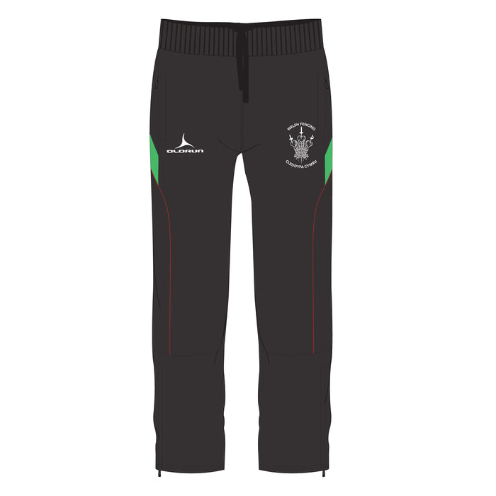 Welsh Fencing Adult's Pulse Tracksuit Bottoms