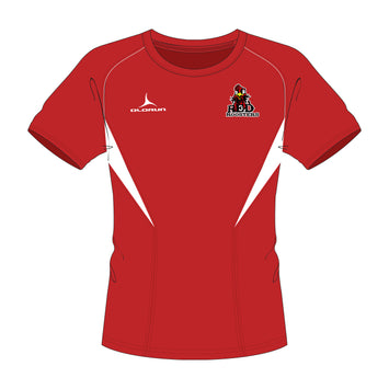 Red Roosters 7's Flux T-Shirt