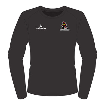 Red Roosters 7's Cotton Long Sleeve T-Shirt