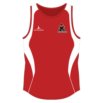 Red Roosters 7's Iconic Vest