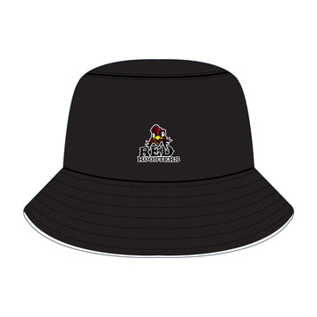 Red Roosters 7's Bucket Hat