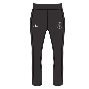 Welsh Fencing Full Leg Leggings - Black