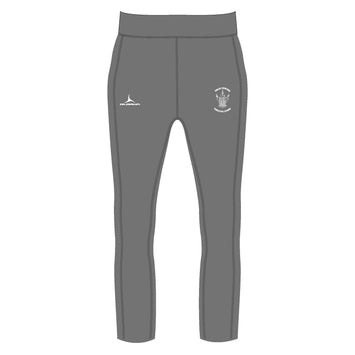 Welsh Fencing Full Leg Leggings - Grey Melange