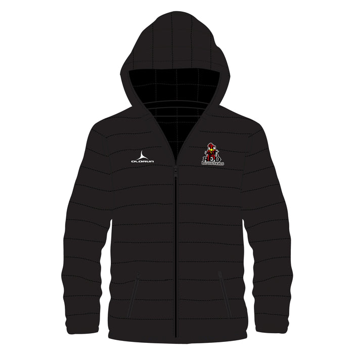 Red Roosters 7's Padded Jacket