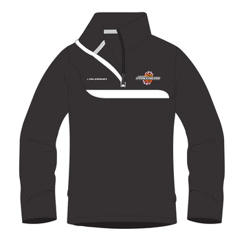 Pontypridd Panthers Children's Tempo 1/4 Zip Midlayer