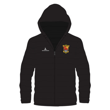 Carmarthen Quins RFC Kid's Padded Jacket