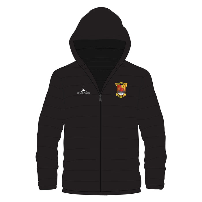 Carmarthen Quins RFC Adult's Padded Jacket