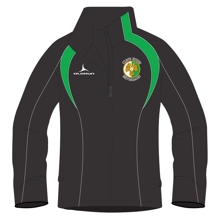 Brynaman RFC Kid's Iconic Full Zip Jacket