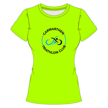 CTC Women's Sports T-Shirt - Electric Green