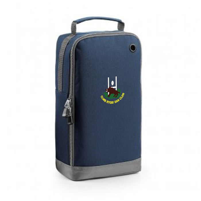 St Clears RFC Sports Shoe Bag