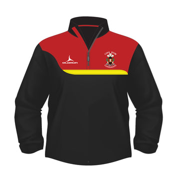 Llangadog RFC Adult's Tempo 1/4 Zip Midlayer