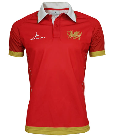 Olorun Wales Home Nations Polo Shirt
