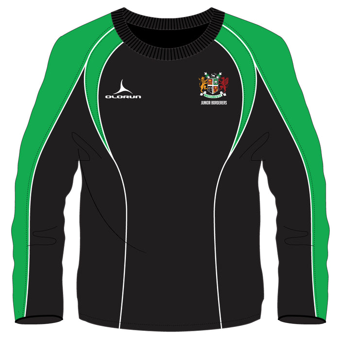 Whitland Junior Borderers Kid's Iconic Training Top
