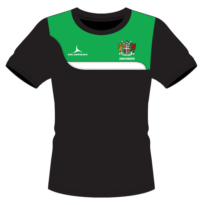 Whitland Junior Borderers Adult's Tempo T-Shirt