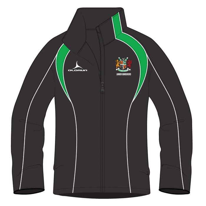 Whitland Junior Borderers Adult's Iconic Full Zip Jacket