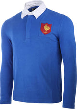 Olorun Retro France Rugby Shirt (Fast Delivery)