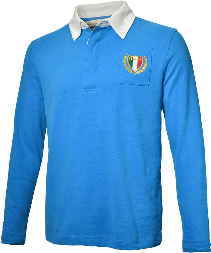 Olorun Retro Italian Rugby Shirt (Fast Delivery)