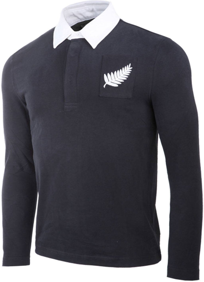 Olorun New Zealand Retro Rugby Shirt