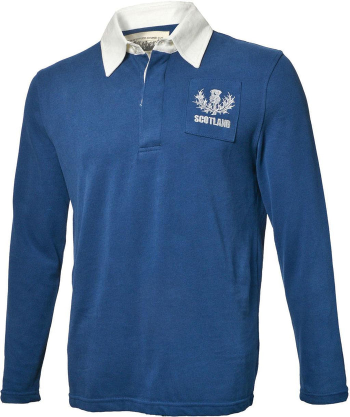 Olorun Retro Scotland Rugby Shirt (Fast Delivery)