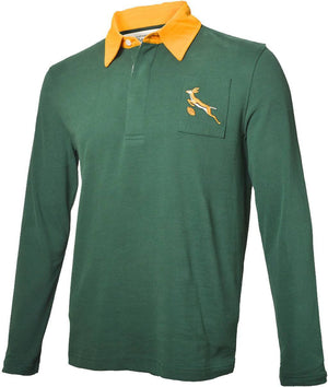 Olorun Retro South Africa Rugby Shirt (Fast Delivery)