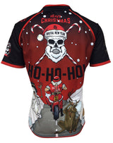 Olorun Hells Angels Christmas Rugby Shirt