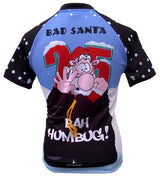 Bad Santa Olorun Kids' Christmas Rugby Shirt