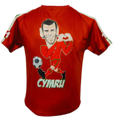 Olorun Kids' Wales Football Shirt Bale (Fast Delivery)