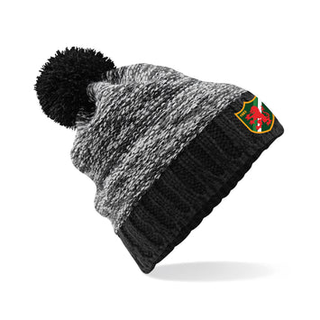 Burbage RFC Adults Bobble Hat