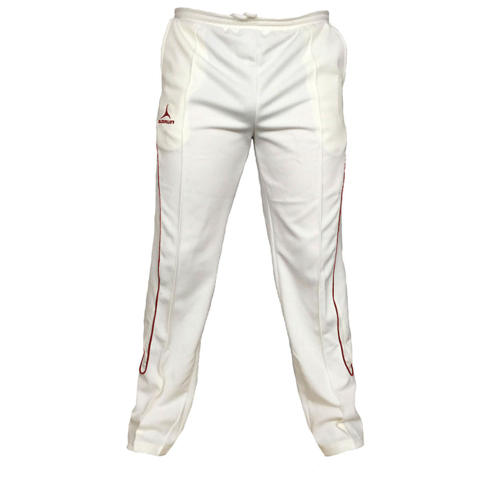 Olorun Men's Cricket Trouser Red