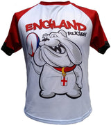 Olorun Men's England Bulldog Rugby Shirt (Fast Delivery)