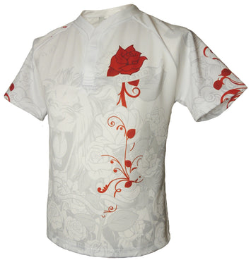Olorun Honour England Rugby Shirt White (Fast Delivery)