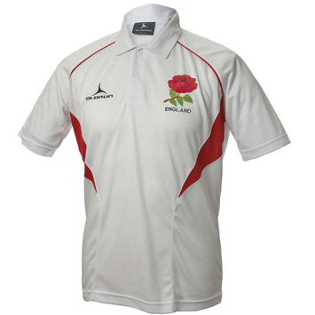 Olorun Flux England Rugby Polo Shirt (Fast Delivery)