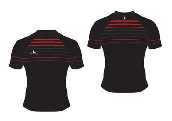 Olorun Void Exofit Men's Rugby Shirt