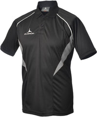 Olorun Flux Polo Shirt  Black/Grey/White (Fast Delivery)