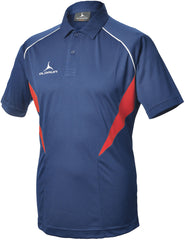 Olorun Flux Polo Shirt  Navy/Red/White (Fast Delivery)