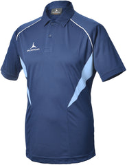 Olorun Flux Polo Shirt  Navy/Sky/White (Fast Delivery)