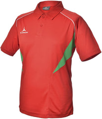 Olorun Flux Polo Shirt Red/Emerald/White (Fast Delivery)