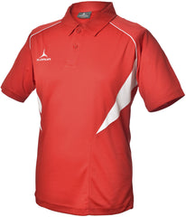 Olorun Flux Polo Shirt  Red/White/White (Fast Delivery)
