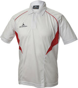 Olorun Flux Polo Shirt  White/Red (Fast Delivery)