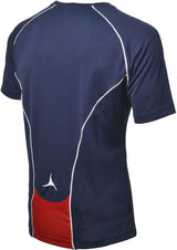 Olorun Flux T Shirt Navy/Red/White (Fast Delivery)