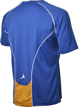 Olorun Flux T Shirt Royal/Amber/White (Fast Delivery)