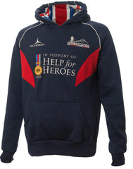 Help for Heroes 65 Degrees North Hoodie (Fast Delivery)