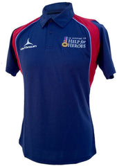 Help For Heroes Supporters Polo Shirt (Fast Delivery)
