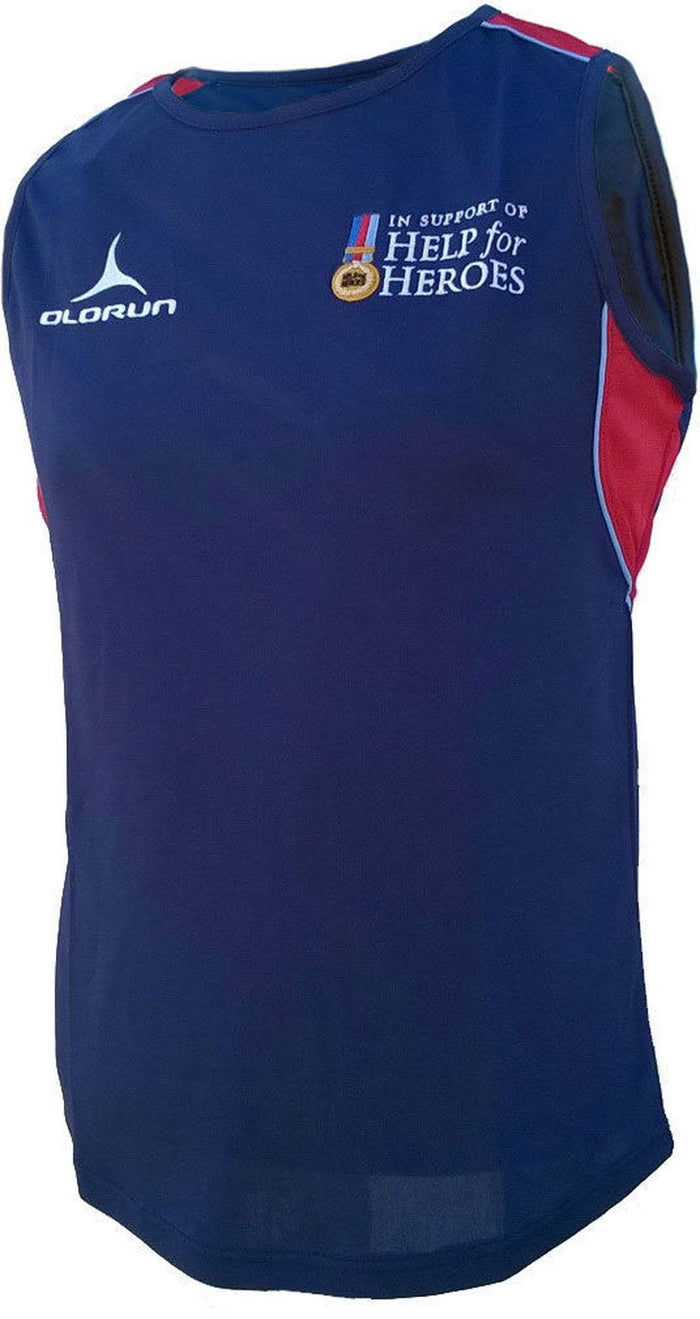 Help for Heroes Vest (Fast Delivery)