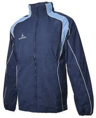 Olorun Adult's Iconic Full Zip Jacket - Navy/Sky/White