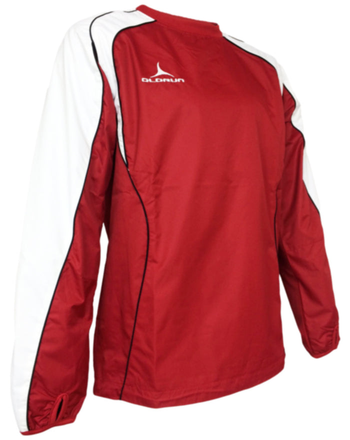 Olorun Adult's Iconic Training Top - Red/White/Black