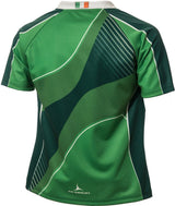 Olorun Women's Home Nations Ireland Rugby Shirt (Fast Delivery)