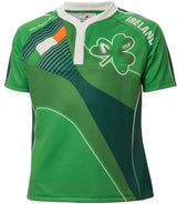 Olorun Home Nations Ireland Rugby Shirt (Fast Delivery)
